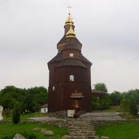 Козацька церква Петра Калнишевського.