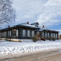 Краеведческий музей в с. Лопьял Уржумского района Кировской области