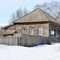 Дом в с. Лопьял Уржумского района Кировской области