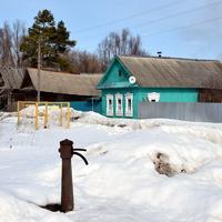 Дома в с. Лопьял Уржумского района Кировской области