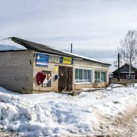 Магазин в с. Лопьял Уржумского района Кировской области
