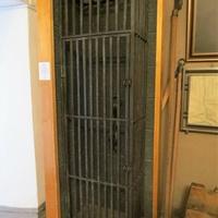 Клетка, в которой содержался Е.Пугачёв