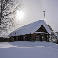 Дом в с. Спасо-Заозерье Зуевского района Кировской области