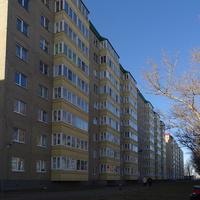 Улица Центральная, 14, корпус 1
