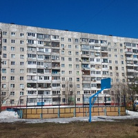 Дом №107.Улица Латышских стрелков