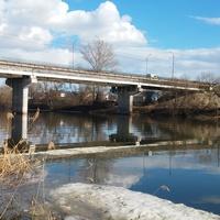 Мост через Оку.