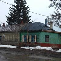 Дом на улице Садово-Пушкарной