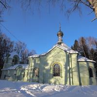 Церковь Ксении Петербургской