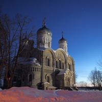 Успенский собор, Сергеево