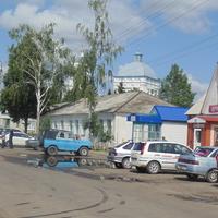 Курская область. Касторное.