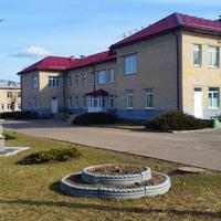 г. Кировск. Центральная районная больница.