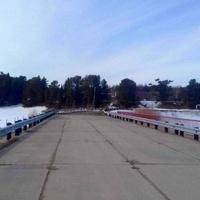 Красный Яр. Мост