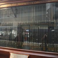 Экспонаты Центрального Военно-Морского музея...