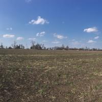 панорама д. Михнево со стороны р. Ока