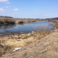 Озеро (ближнее к деревне)