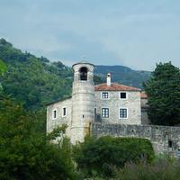 Будва, монастырь Подмайне
