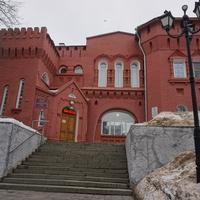 Музей ВОВ на Смоленщине.