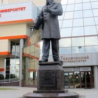 Памятник Грум-Гржимайло В.Е.