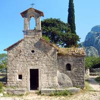 Котор, церковь Святого Георгия