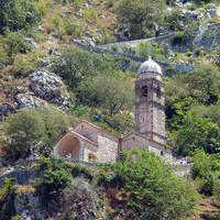 Котор, церковь Богородицы Здравие