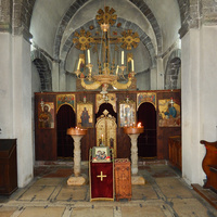 Котор, Старый город, церковь Луки Евангелиста
