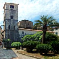 Котор, Старый город, церковь Святой Марии Речной