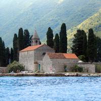 Пераст, монастырь Святого Георгия