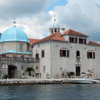 Пераст, церковь Пресвятой Богородицы на рифе