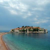 Остров Свети-Стефан