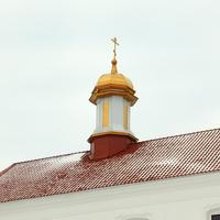 Вистычи. Церковь Воздвижения Креста Господня.