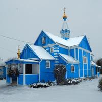 Чернавчицы. Церковь Параскевы Пятницы