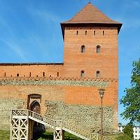 Лидский замок Гедеминаса