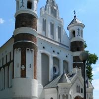 Мурованка. Церковь Рождества Пресвятой Богородицы