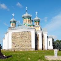 Турец. Церковь Покрова Пресвятой Богородицы