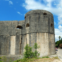 Херцег- Нови. Старый город. Форт Канли Кула