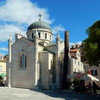 Херцег-Нови. Старый город. Церковь Архангела Михаила