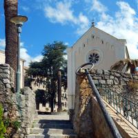 Херцег-Нови. Старый город. Церковь Св. Иеронима( католическая)