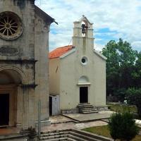 Херцег-Нови. Савин Успенский монастырь. Церковь Успения Пресвятой Богородицы (Малая)