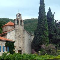 Свети-Стефан. Монастырь Прасквица. Церковь Св. Николая