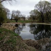 Озеро и річка Струга
