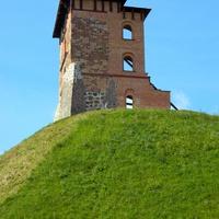 Новогрудок. Замок. Башня Костёльная