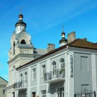 Новогрудок. Кафедральный собор Николая Чудотворца