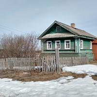 дом в д. Панинская