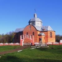 Церква Архістратига Михаїла.