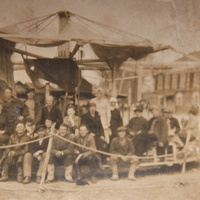 карусель старое фото Выла-Базар