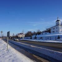Улица Большая Краснофлотская.