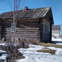 нежилой дом в д. Горбуша