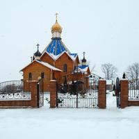 Видомля. Церковь Покрова Пресвятой Богородицы