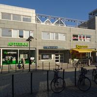 Аптека, банк и магазин в центре Лаппеенранты