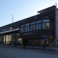 "Супермаркет ""Альмада""в центре Лаппеенранты"